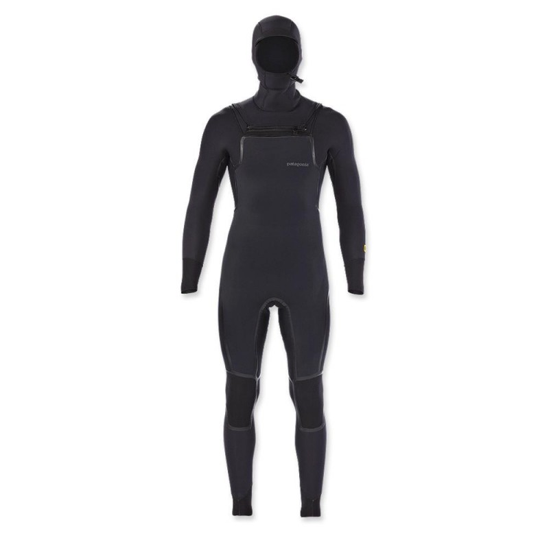 Patagonia R4 Front-Zip Hooded Full Wetsuit