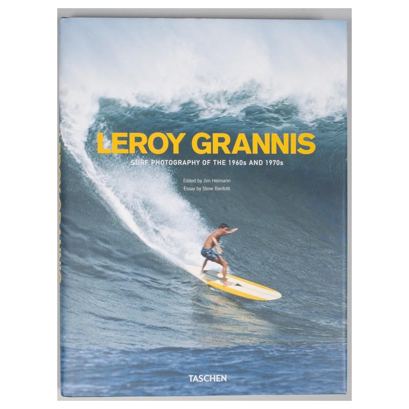 livre Leroy Grannis
