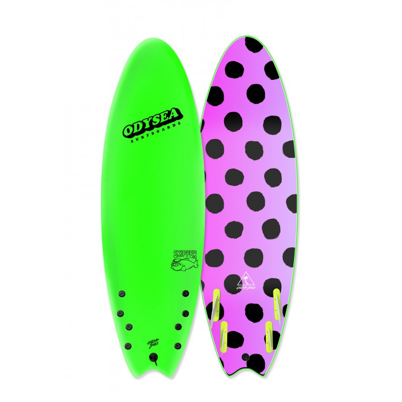 catch surf odysea 6'0 quad